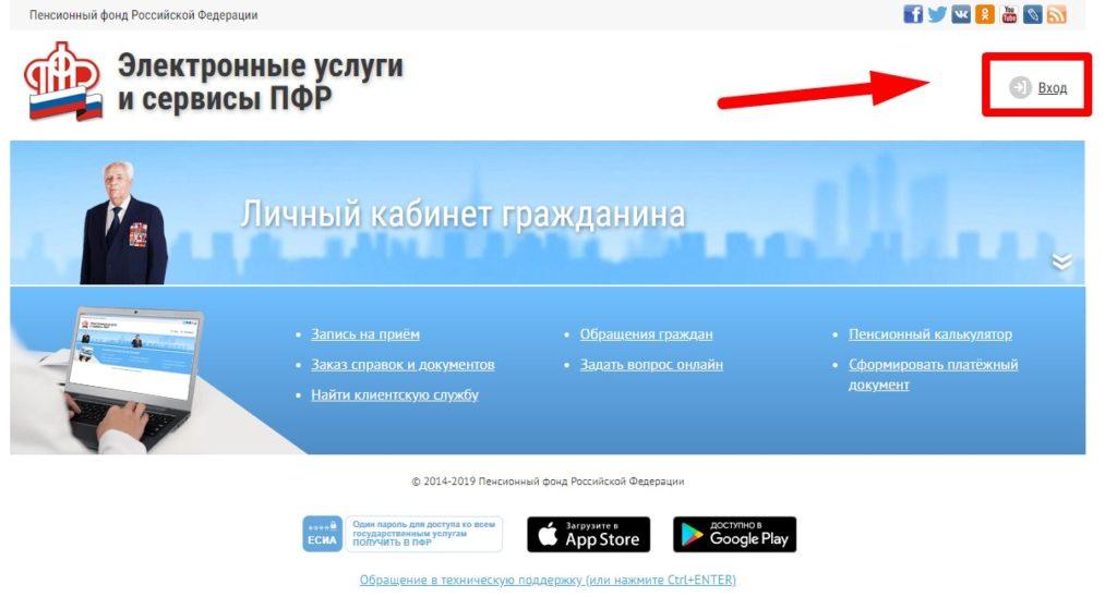 Пенсионный фонд севастополь личный кабинет официальный сайт оценка потребительская корзина